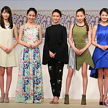 「全日本国民的美少女コンテスト」説明会見より