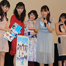 劇場版『咲-Saki-』初日舞台挨拶