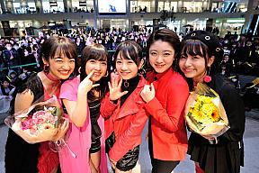 フェアリーズ『Synchronized~シンクロ~』発売記念イベント
