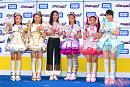 「アイドル×戦士 ミラクルちゅーんず!」新メンバーお披露目ステージ