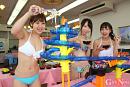 「東京サマーランド プール開きプレ・イベント」より