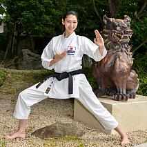 『TOKYO2020 オリンピック空手スペシャルアンバサダー』任命式より
