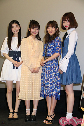 映画『霊眼探偵カルテット』公開記念舞台挨拶