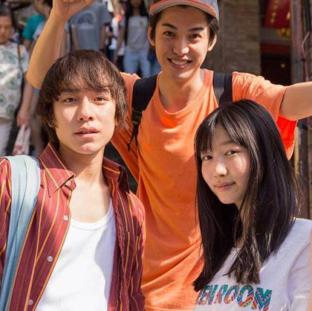 映画『台湾より愛をこめて(仮題)』より