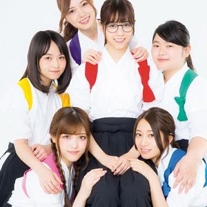 西野七瀬、白石麻衣、桜井玲香、 松村沙友理、伊藤万理華、富田望生