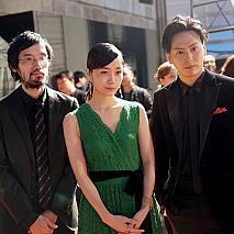 「第30回東京国際映画祭」オープニングイベントより