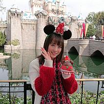 『ディズニートラベラー クリスマス SP in カリフォルニア』(c)Disney