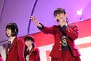 フリーライブ「NGT48 東京・春祭り」