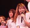 高嶋菜七、櫻井紗季、飯田桜子
