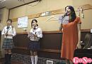 齋藤優里彩、RAY、橋本美香