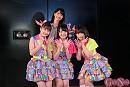 AKB48劇場 柏木由紀「アイドル修行中♡」囲み取材