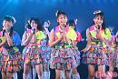 AKB48劇場 柏木由紀「アイドル修行中♡」公演ゲネプロ