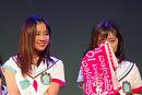 金子みゆ(左) 涼本理央那(右)