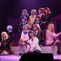 あにてれ×=LOVE ステージプロジェクト「ガールフレンド(仮)」ゲネプロ