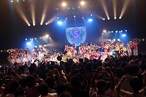 虹のコンキスタドール5周年イヤー突入記念イベント