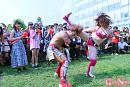 DDT 路上プロレス in TIF2018