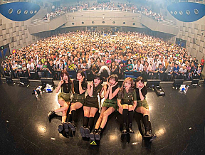 「GFRIEND SUMMER LIVE IN JAPAN 2018」大阪・なんばHatch公演より