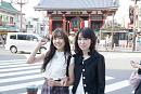 須田亜香里とお母さん。