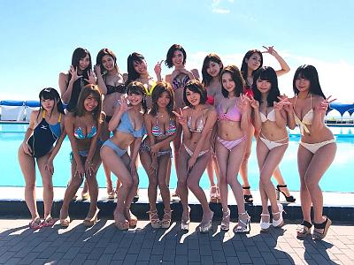 「OISOアイドルビーチアイドルグループ2018」より