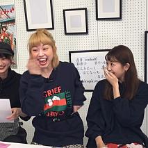 『浅草女子飲み46』高田秋、大矢梨華子、碓井玲菜