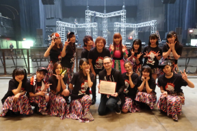 「Anisong World Matsuri at Anime NYC 2018」より
