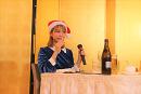 『浅草女子飲み46』「クリスマス&大忘年会」より