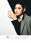 『瀧本美織 カレンダー2019.4-2020.3』10月