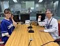 藤井香愛、東海ラジオ 原光孝アナウンサー