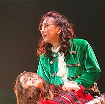 SKE48版「ハムレット」ゲネプロより