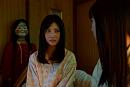 映画『黒い乙女 Q』場面写真より