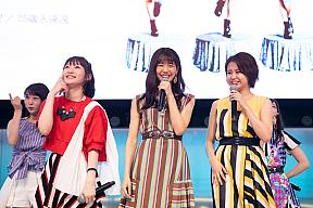 Juice=Juice 宮本佳林、宮崎由加、高木紗友希