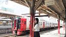 STU48瀧野由美子の「恋する青春48きっぷ~すごいぞ九州!! 新幹線からローカル線まで鉄道王国SP~』