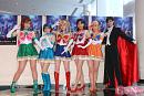 乃木坂46版 ミュージカル「美少女戦士セーラームーン」2019 キャスト
