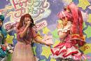 『映画スター☆トゥインクルプリキュア 星のうたに想いをこめて』初日舞台あいさつより