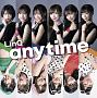 LinQ『anytime』バリバリふつう盤