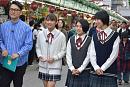 『ハロプロ!TOKYO 散歩』より。