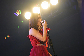 SKE48 選抜メンバーコンサートより。松井珠理奈