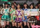 「Tomboys☆」はベストパフォーマンス賞も受賞。