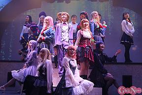 シューティング歌劇『ゴシックは魔法乙女』ゲネプロより