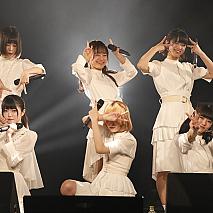 真っ白なキャンバス「メジャーデビュー記念 SPECIAL YouTube LIVE」