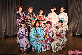 ミス日本のゆかた2020候補者お披露目イベント