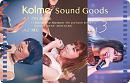 「kolme Sound Goods Vol.3」Type-B