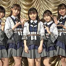 Jewel☆Ciel(天音七星・安藤笑・一色素良・濱田菜々・夢咲りりあ)