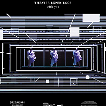 『Reframe THEATER EXPERIENCE with you』ポスタービジュアル