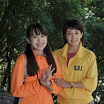 里吉うたの、沢口靖子