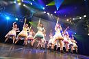 大学対抗女子大生アイドルコピーダンス日本一決定戦「UNIDOL(ユニドル)」の模様