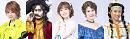 左より)吉柳咲良、小西遼生、美山加恋、瀬戸カトリーヌ、宮澤佐江 ©ホリプロ