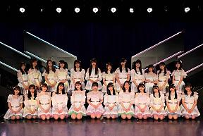 HKT48 14thシングルW選抜メンバー