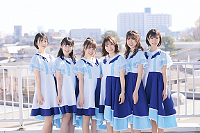 Gran☆Ciel  (左から)天音七星、望月希美奈、濱田菜々、一色素良、夢咲りりあ、牧野真琴