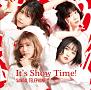 サンダルテレフォン 2nd EP『It's Show Time! / 碧い鏡』 Type-RED